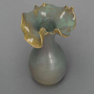 Dawson Morgan Vessel Vase Vertigris 4x4x7