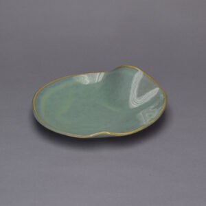 Dishware_Vertigris_Glossy_Small_Oval_8x8x2